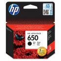 Originální náplň HP 650 (CZ101AE) (Černá)