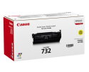 Originální tonerová kazeta Canon CRG-732 Y (Žlutý)