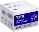 Originální tonerová kazeta EPSON C13S050650 (Černý)