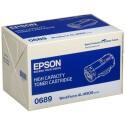 Originální tonerová kazeta EPSON C13S050689 (Černý)