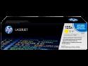 Originální tonerová kazeta HP 125A, HP CB542A (Žlutý)