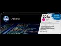 Originální tonerová kazeta HP 304A, HP CC533A (Purpurový)