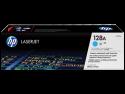 Originální tonerová kazeta HP 128A, HP CE321A (Azurový)