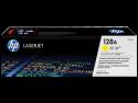Originální tonerová kazeta HP 128A, HP CE322A (Žlutý)