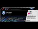 Originální tonerová kazeta HP 128A, HP CE323A (Purpurový)