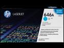 Originální tonerová kazeta HP 646A, HP CF031A (Azurový)