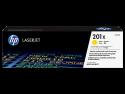 Originální tonerová kazeta HP 201X, HP CF402X (Žlutý)