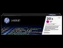 Originální tonerová kazeta HP 201X, HP CF403X (Purpurový)