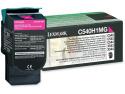 Originální tonerová kazeta Lexmark C540H1MG (Purpurový)