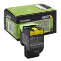 Originální tonerová kazeta Lexmark 80C2SY0 (Žlutý)