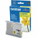 Originální náplň Brother LC-970Y (Žlutá)