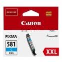 Originální náplň Canon CLI-581C XXL (Azurová)