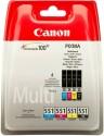 Sada originálních náplní Canon CLI-551