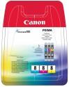 Sada originálních náplní Canon CLI-8C/M/Y