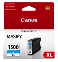 Originální náplň Canon PGI-1500C XL (Azurová)