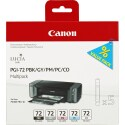 Sada originálních náplní Canon PGI-72PBK/GY/PM/PC/CO