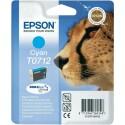 Originální náplň EPSON T0712 (Azurová)