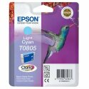 Originální náplň EPSON T0805 (Světle azurová)