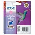 Originální náplň EPSON T0806 (Světle purpurová)