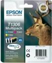 Sada originálních náplní EPSON T1306