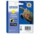 Originální náplň EPSON T1574 (Žlutá)