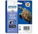 Originální náplň EPSON T1579 (Světle šedivá)