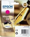 Originální náplň EPSON T1623 (Purpurová)