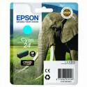 Originální náplň EPSON T2422 (Azurová)