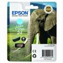 Originální náplň EPSON T2425 (Světle azurová)