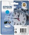 Originální náplň EPSON T2712 (Azurová)