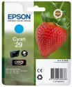 Originální náplň EPSON T2982 (Azurová)