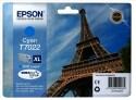 Originální náplň EPSON T7022 XL (Azurová)