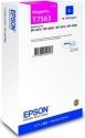 Originální náplň Epson T7563 (Purpurová)