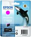 Originální náplň Epson T7603 (Vivid magenta)