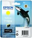 Originální náplň EPSON T7604 (Žlutá)