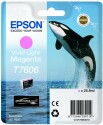 Originální náplň Epson T7606 (Vivid light magenta)