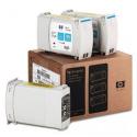 Originální náplň HP č. 90 (C5083A) (Azurová) multipack