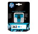 Originální náplň HP č. 363 (C8771EE) (Azurová)