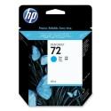 Originální náplň HP č. 72 (C9398A) (Azurová)