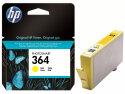 Originální náplň HP č. 364Y (CB320EE) (Žlutá)