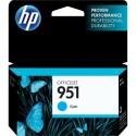 Originální náplň HP č. 951C (CN050AE) (Azurová)