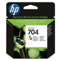 Originální náplň HP 704 (CN693AE) (Barevná)