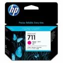 Originální náplň HP č. 711 (CZ135A) (Purpurová)