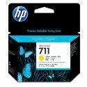 Originální náplň HP č. 711 (CZ136A) (Žlutá)