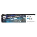 Originální náplň HP č. 913A (F6T77AE) (Azurová)