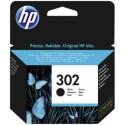 Originální náplň HP 302 (F6U66A) (Černá)
