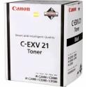 Originální tonerová kazeta CANON C-EXV-21Bk (Černý)
