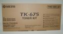 Originální tonerová kazeta KYOCERA TK-675 (Černý)