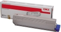 Originální tonerová kazeta OKI 44844615 (Azurový)