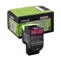 Originální tonerová kazeta Lexmark 80C2SM0 (Purpurový)
